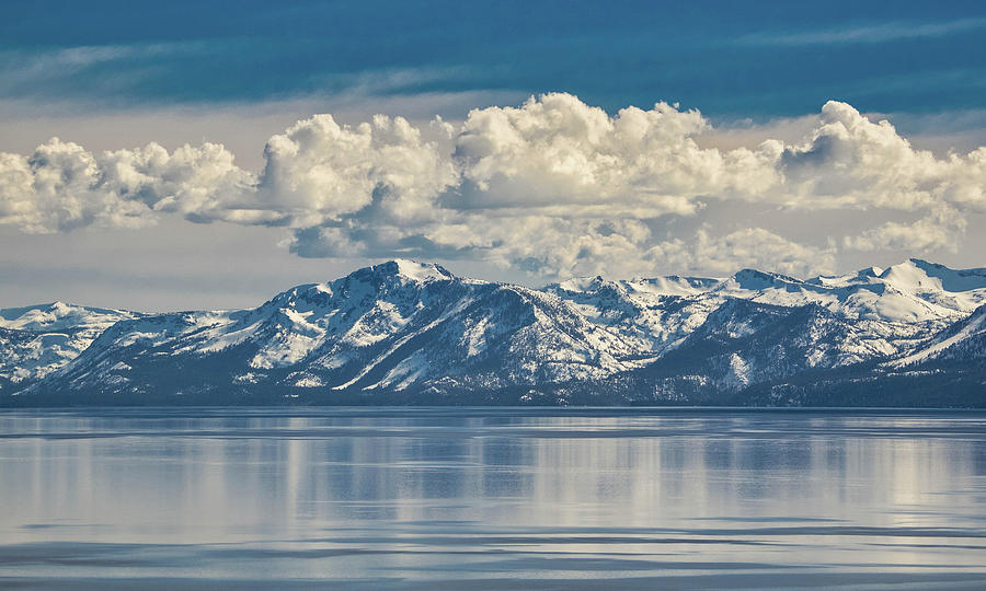 Mt. Tallac by Martin Gollery