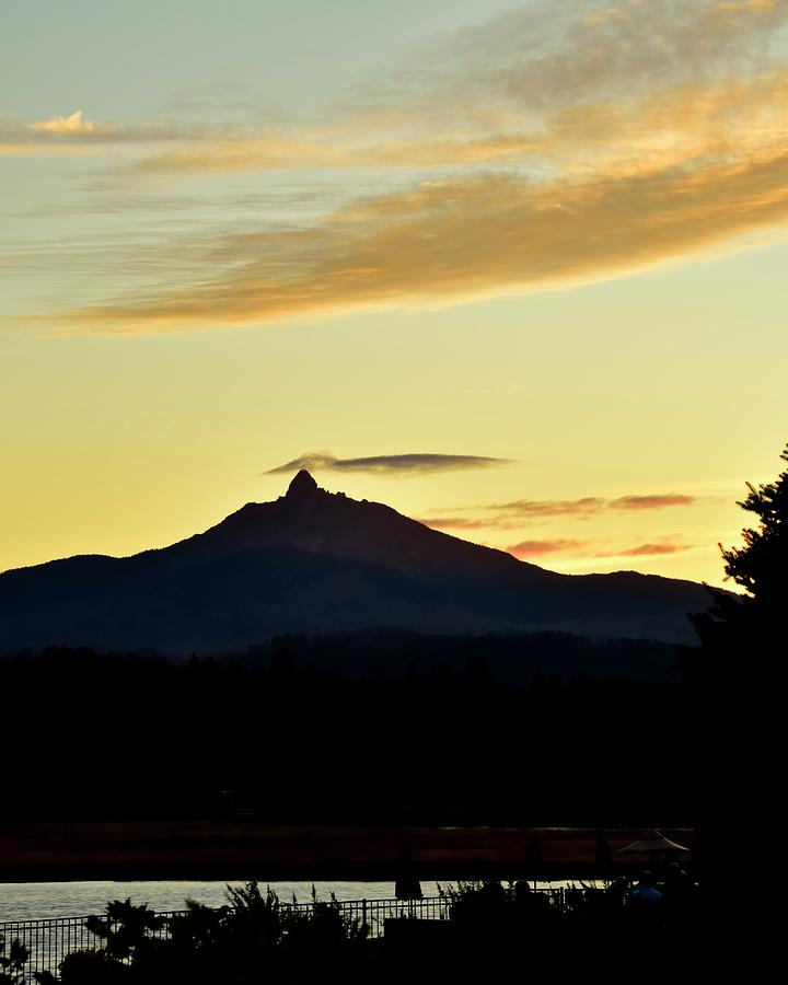 Mt. Washington Black Butte by Jerry Sodorff