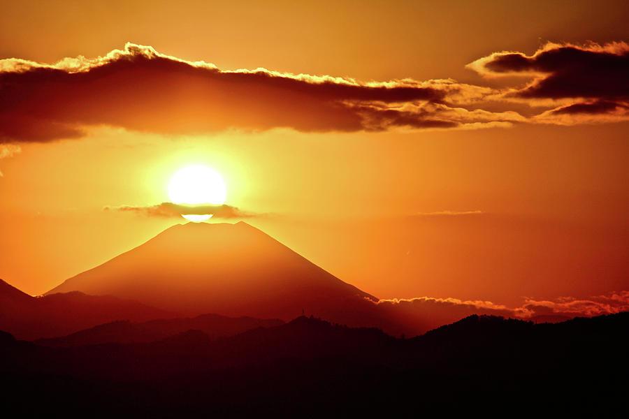 Mt.fuji Photograph by Yohey Yamagata