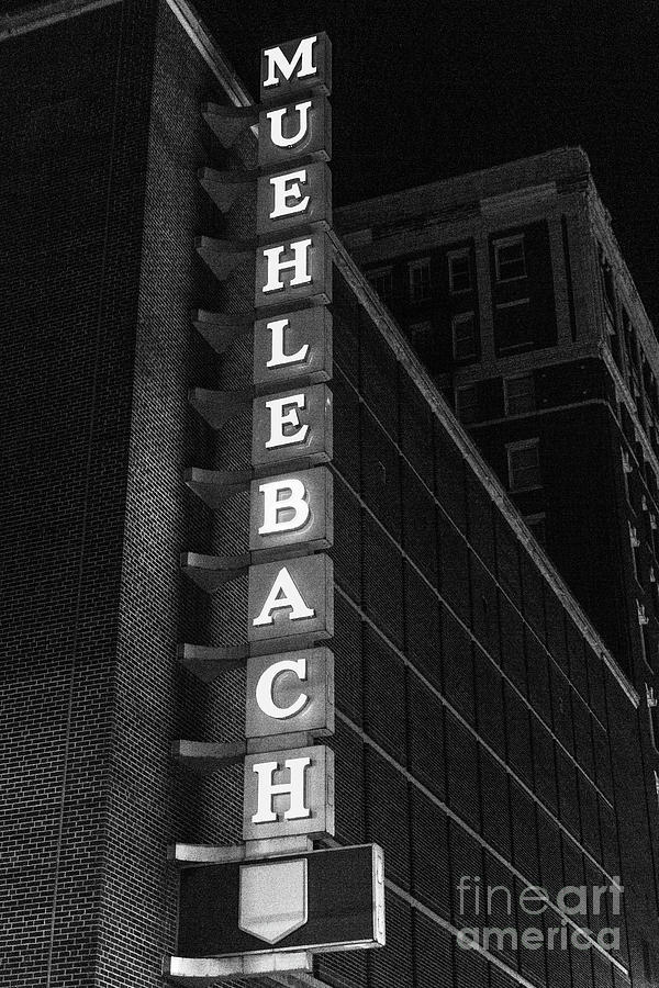 Muehlebach Hotel Kansas City by Terri Morris