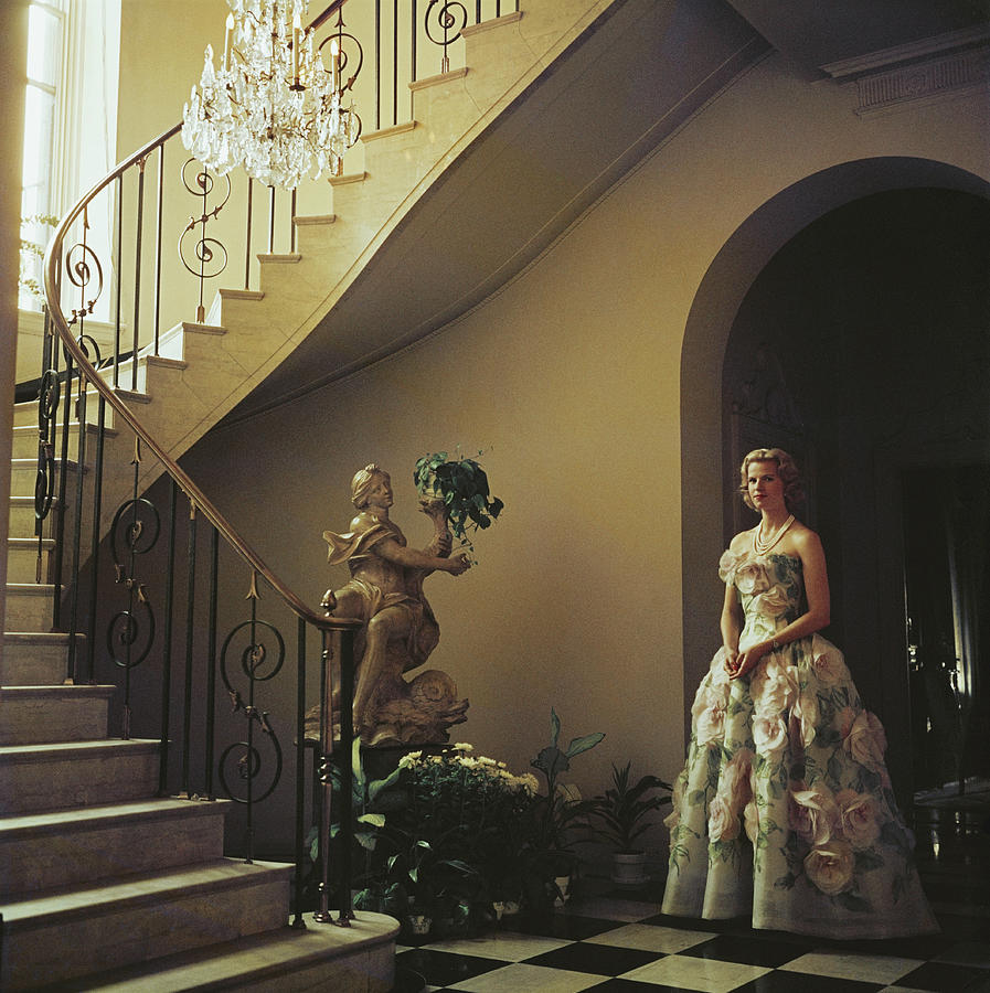 Muffy Bancroft Photograph by Slim Aarons