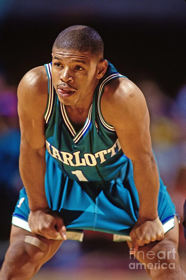 Muggsy Bogues Photograph by Andy Hayt