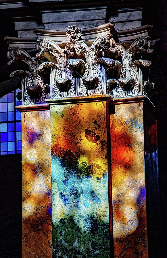 Italia Photograph - Multi-glass by Joseph Yarbrough
