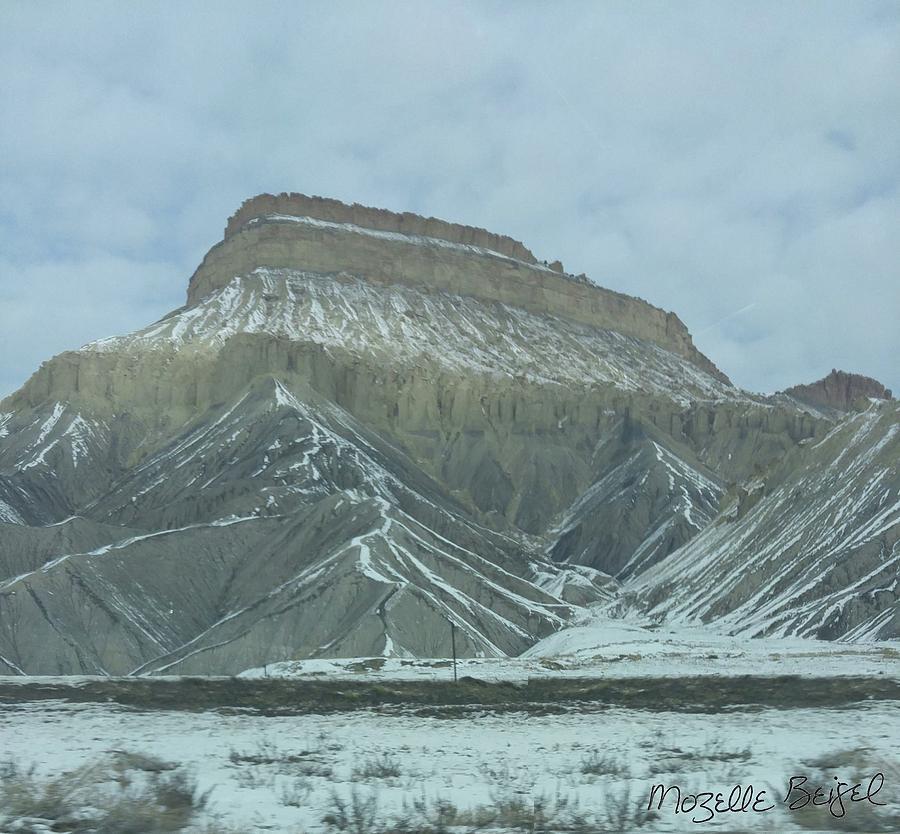 Multi-Level Mountains by Mozelle Martin
