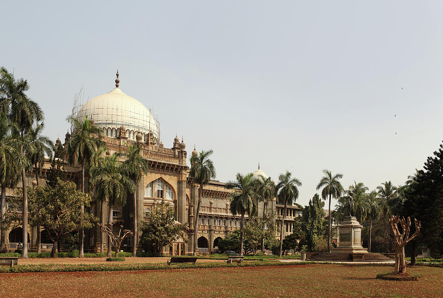 Mumbai Architecture Photograph by Sisoje