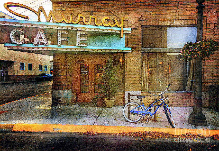 Murray Cafe Bicycle by Craig J Satterlee