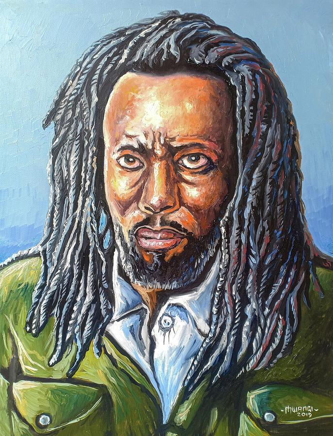 Musa Mwariama Painting