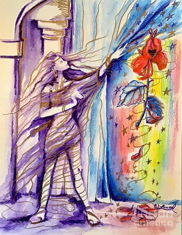Muse Reclaims Master Artist  by Laurel Adams