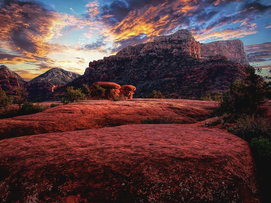 Mushroom Rock by PAUL COCO