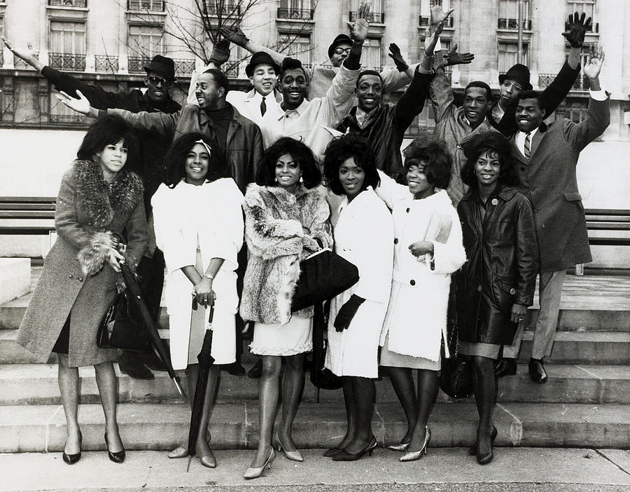 Music Personalities U.s.a. Pic October Photograph by Bentley Archive/popperfoto