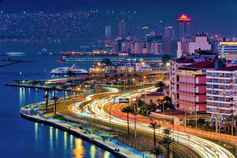 Mustafa Kemal Coastal Boulevard by Fabrizio Troiani