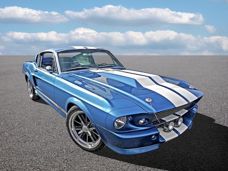 Mustang Gt 500 Eleanor 1967