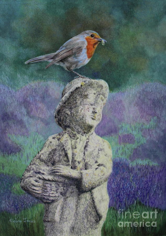 My Friend Robin by Elaine Jones