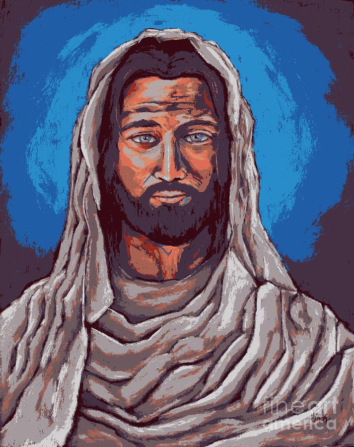 My Lord And Savior - Digital Art by David Hinds