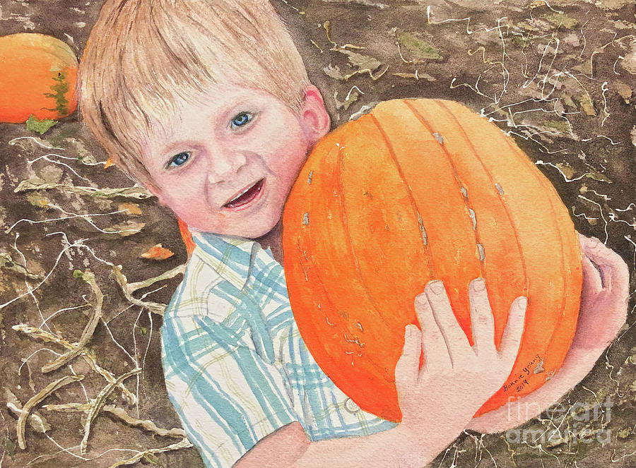 My Pumpkin by Bonnie Young