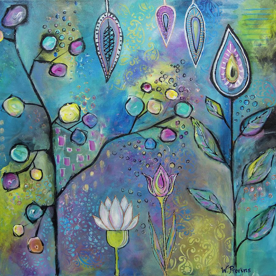 My Secret Garden by Wendy Provins