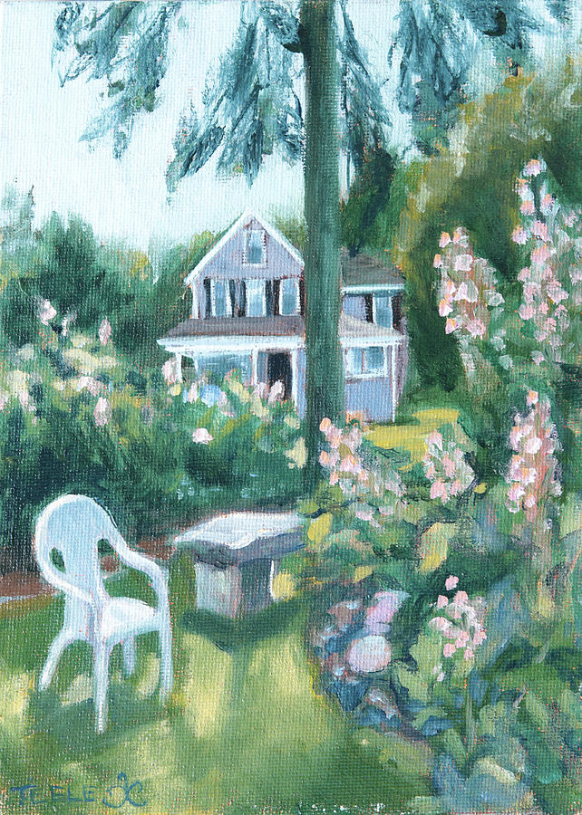 My Sister's Garden by Trina Teele