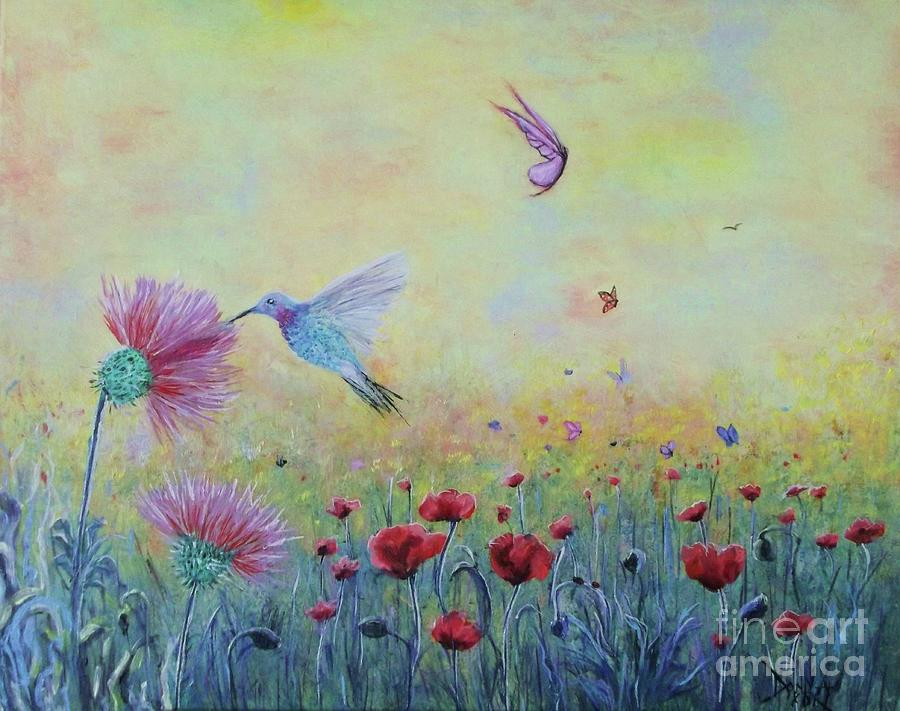 My Sunny Wings by Donna Dixon