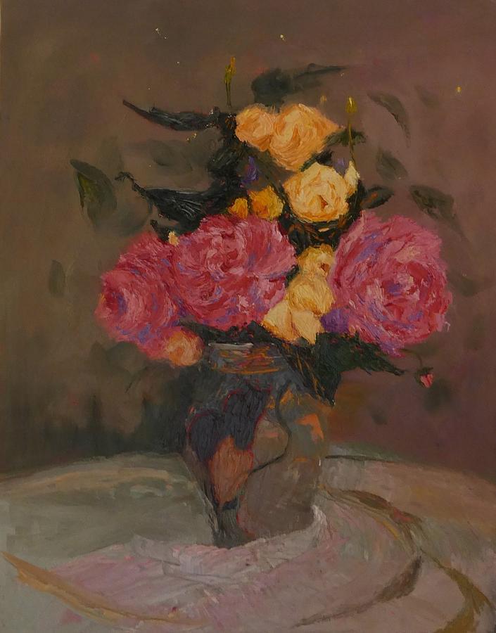 Myrl's Flowers by Irena Jablonski