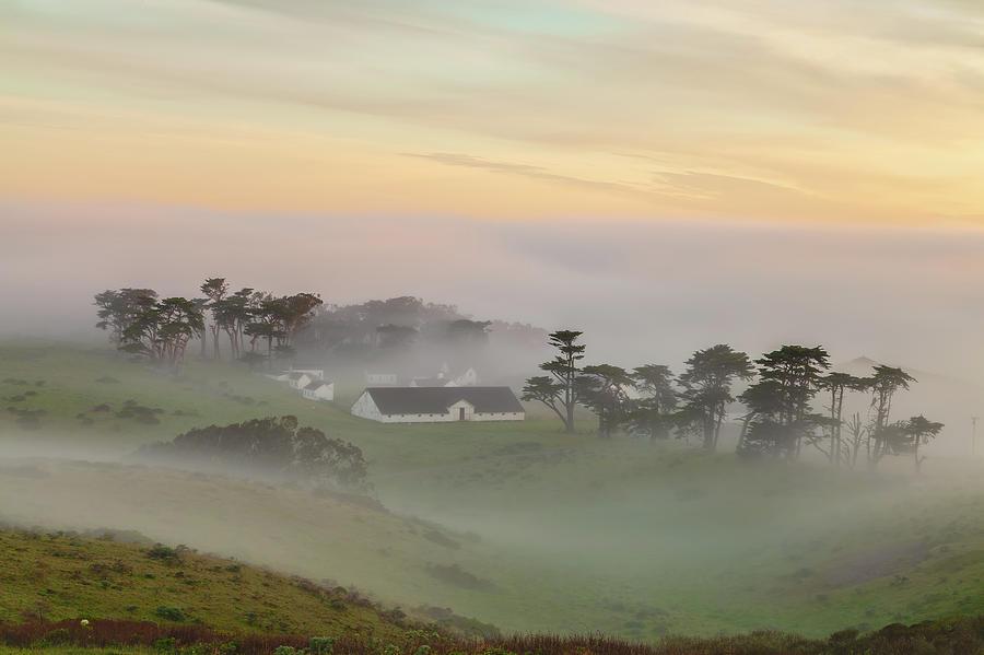 Mystery Dawn by Jonathan Nguyen