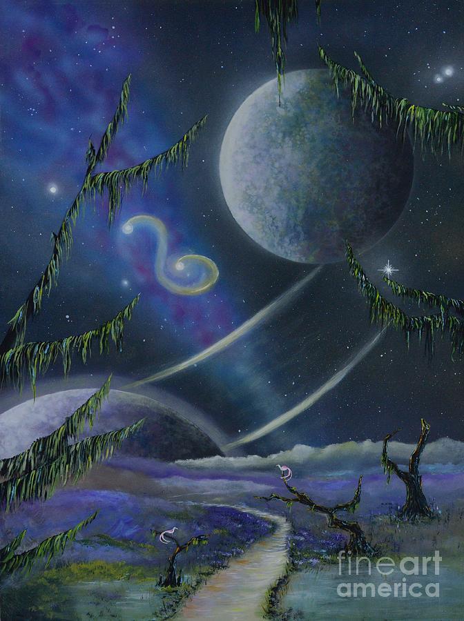 Mystery World by Mary Scott