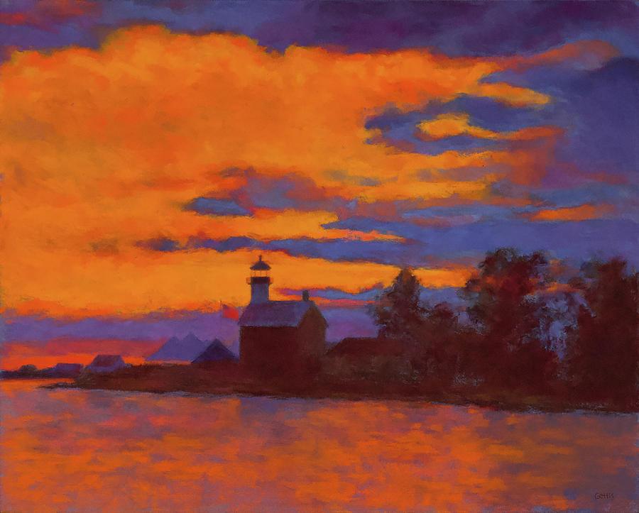 Mystic Night by Jeff Gettis