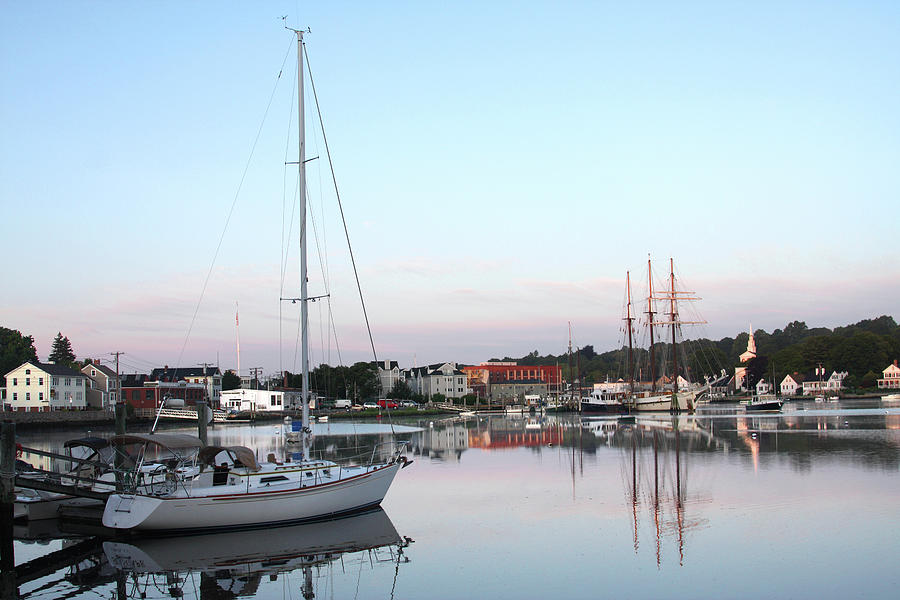 Mystic Seaport Photograph by Denistangneyjr