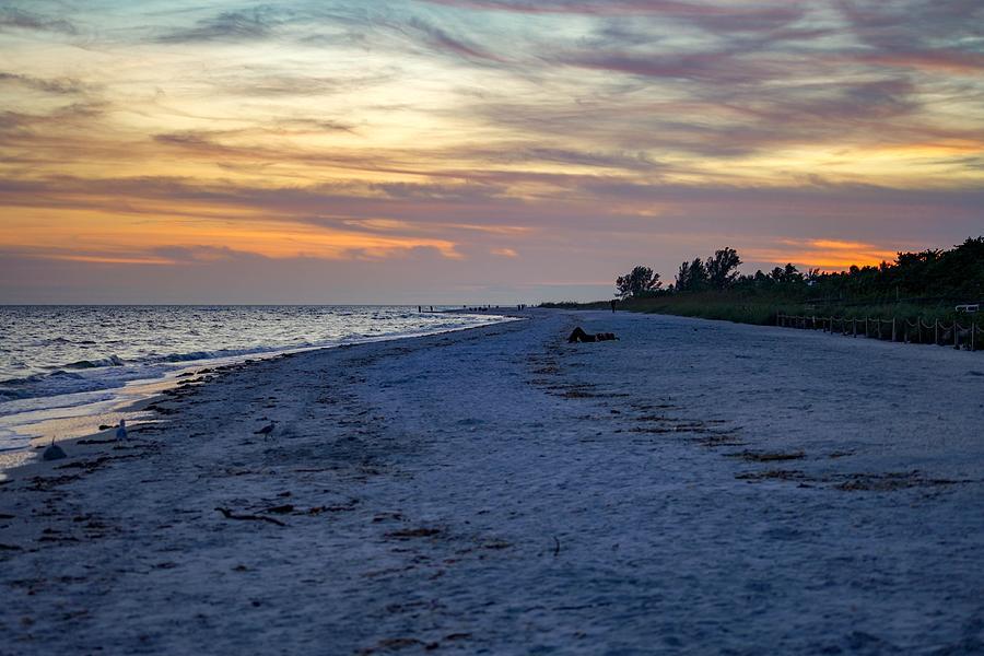 Mystic Sunset by Susan Rydberg