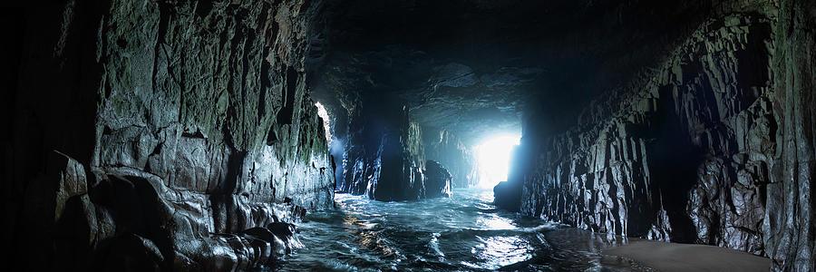 Mystical Cave by Sean Davey