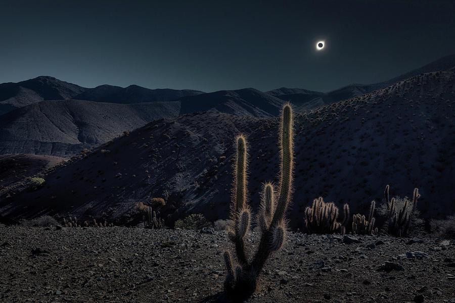 Mystical Eclipse by Erika Valkovicova