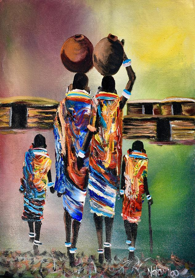 N-164 by John Ndambo