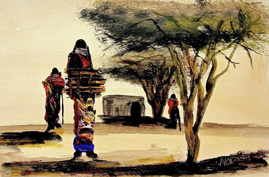 N 96 by John Ndambo