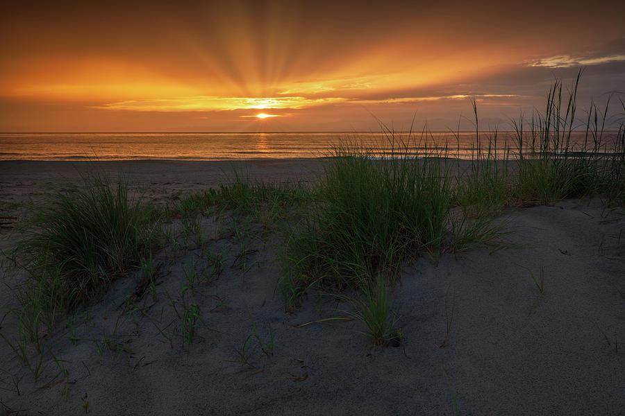 Nags Head Sunrise  by Emmanuel Panagiotakis