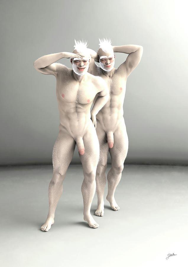 Images nude albino females porn