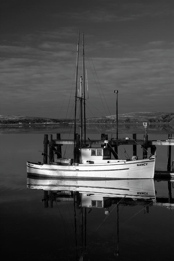 Nancy - Bodega Bay by Eric Foltz