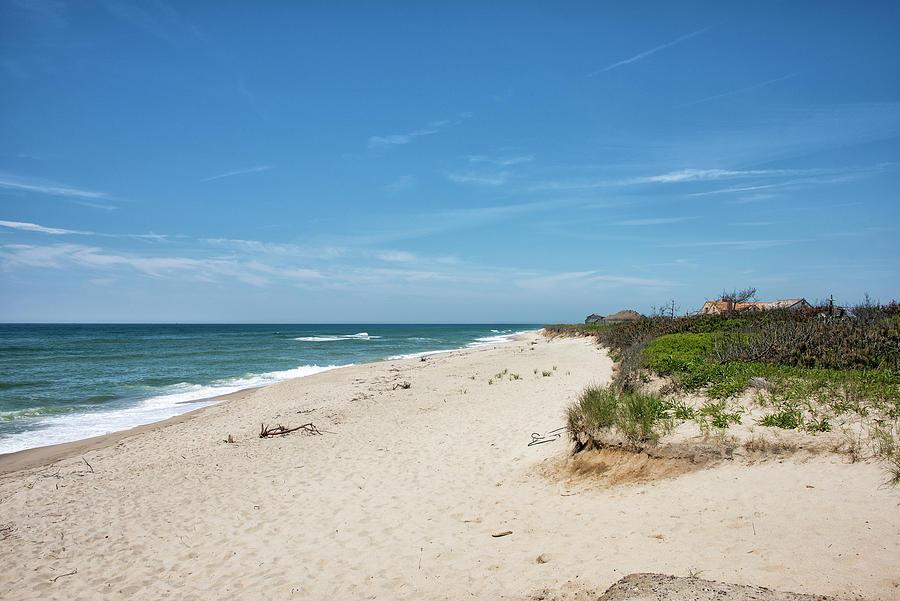 Nantucket Island Photograph - Nantucket Island - Massachusetts - Cisco Beach by Brendan Reals