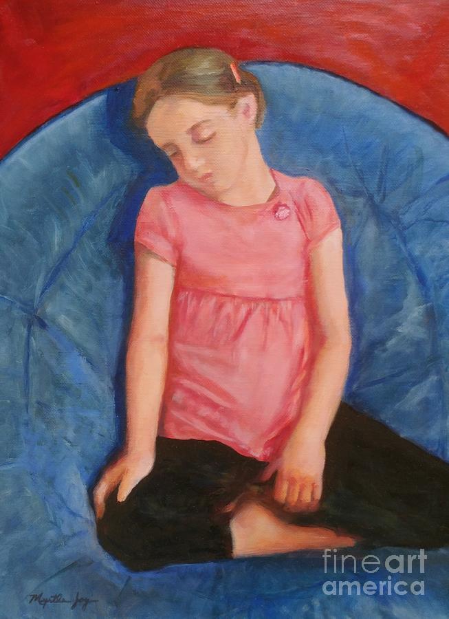 Nap Time II by MYRTLE JOY