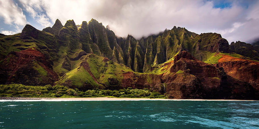 Napali Cathederal by Ryan Smith