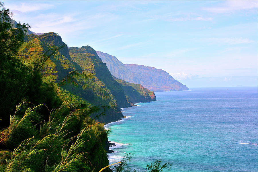 Napali Photograph by Sean M. Murphy Photography