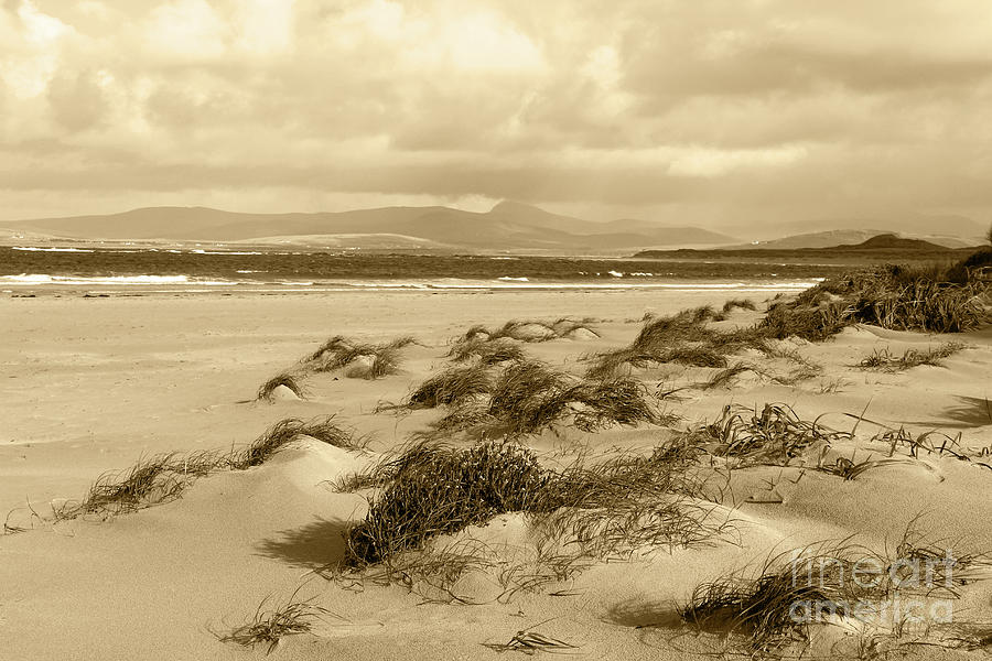 Narin Beach Donegal Tint by Eddie Barron