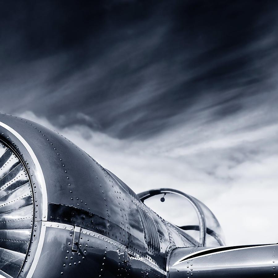 Narrow View On Sporting Plane Photograph by Elisabeth Schmitt