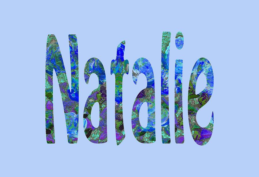 Natalie 2 by Corinne Carroll