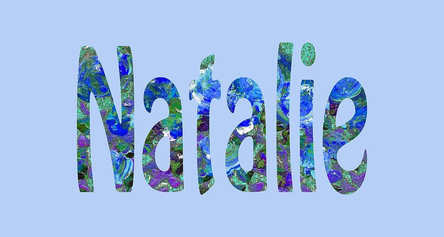 Natalie 3 by Corinne Carroll