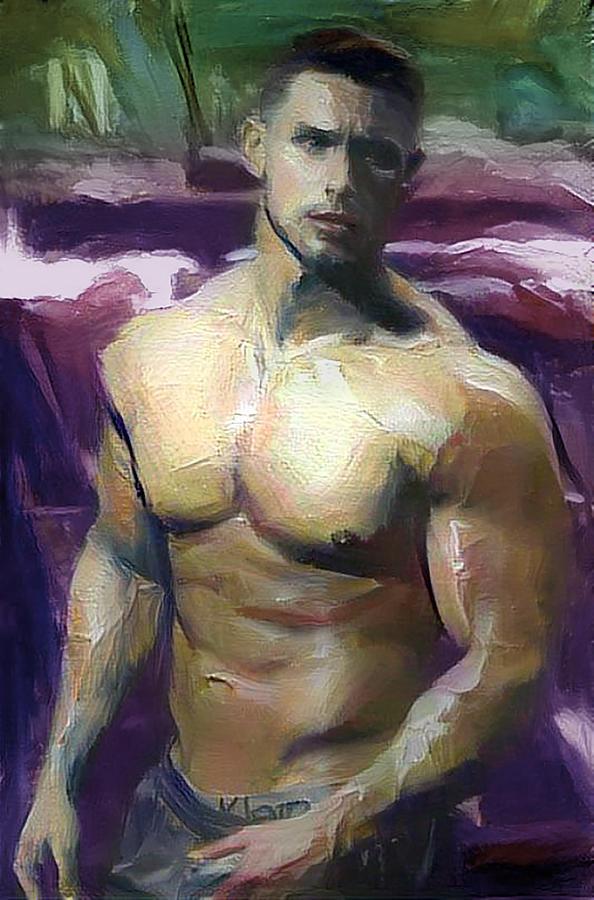 Nate by Richard Laeton