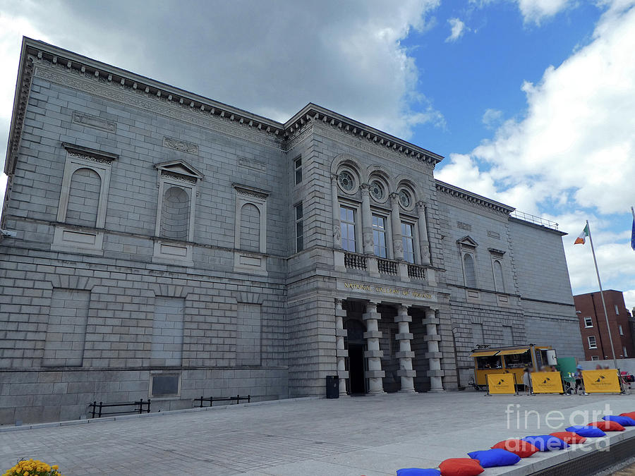 National Gallery of Ireland by Cindy Murphy