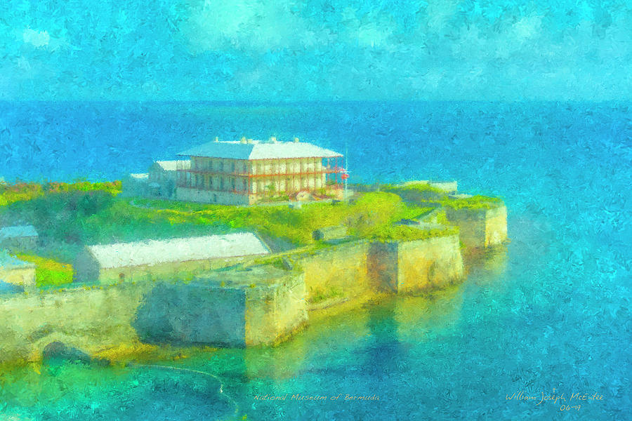 National Museum of Bermuda by Bill McEntee
