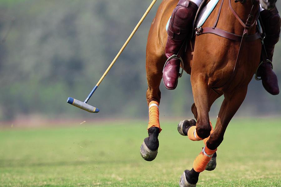 National Polo Championship Photograph by Yasir Nisar