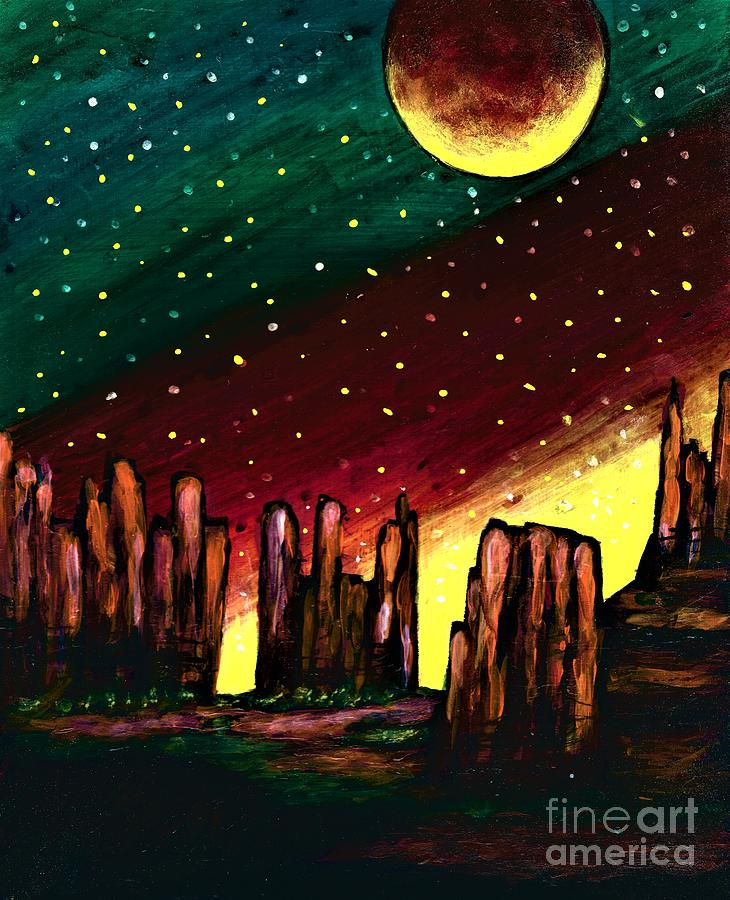 Native Sun  by Allison Constantino