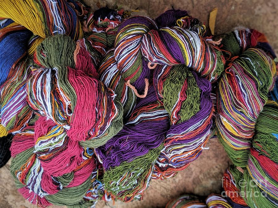 Natural Yarns by Julie Pacheco-Toye