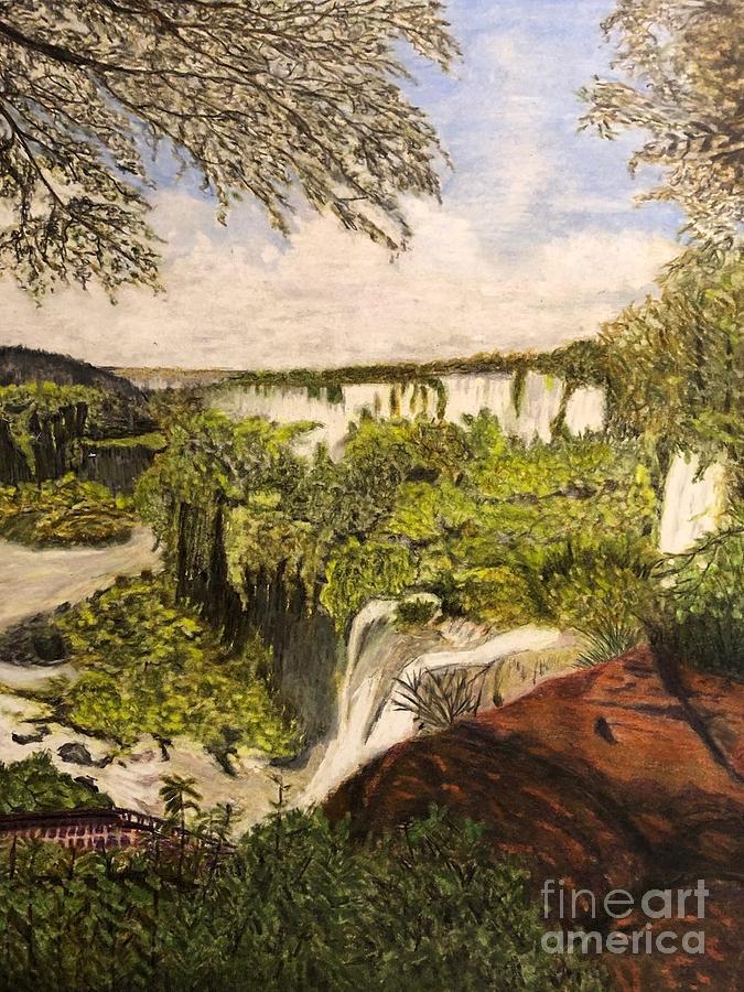 Nature Calls by Tina Pilgrim